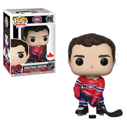 NHL Canadiens Funko Pop! Jonathan Drouin #29