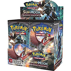 Pokemon Sun & Moon - Burning Shadows - Booster Box (36 Packs)