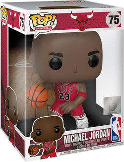 NBA Chicago Bulls Funko Pop! Michael Jordan 10in #75