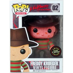Nightmare on Elm Street Funko Pop! Freddy Krueger CHASE (GITD) #02