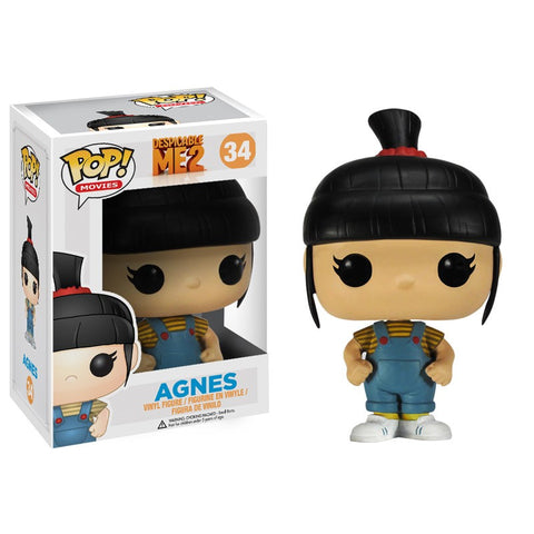 Despicable Me Funko Pop! Agnes