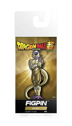 Dragon Ball Super FiGPiN Mini Golden Frieza #M8