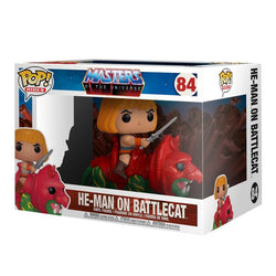 Masters of the Universe Funko Pop! Ride He-Man on Battle Cat #84