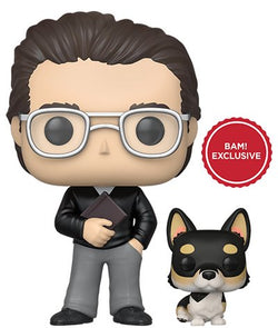 Icons Funko Pop! Stephen King (with Molly Thing of Evil) (Pre-Order)