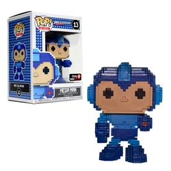 8-Bit Funko Pop! Mega Man #13