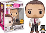 Fight Club Funko Pop! Narrator w/Power Animal CHASE #919