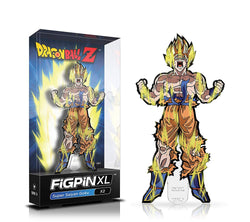 Dragon Ball Z FiGPiN XL Super Saiyan Goku #X2