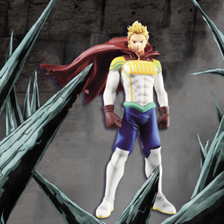 My Hero Academia Banpresto Mirio Togata (Age of Heroes Lemillion) 7in Figure