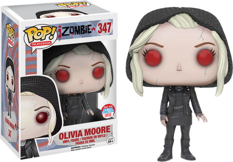 iZombie Funko Pop! Olivia Moore (Zombie) (Share Sticker) #347