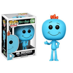 Rick and Morty Funko Pop! Mr. Meeseeks