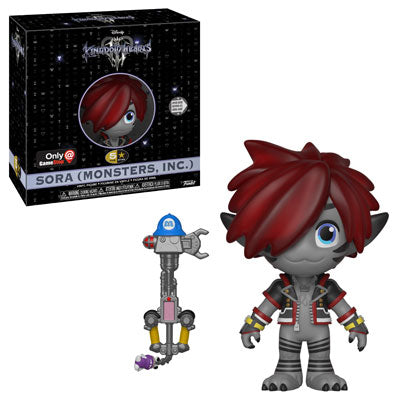 Kingdom Hearts 3 Funko 5 Star Sora (Monsters Inc) (Pre-Order)