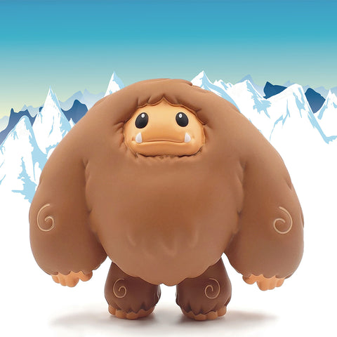 Abominable Toys Chomp (Bigfoot Edition)