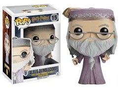 Harry Potter Funko Pop! Albus Dumbledore (Wand) #15