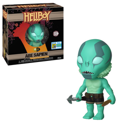 Hellboy Funko 5-Star Abe Sapien (Shared Sticker)