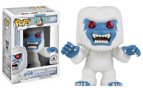 Disney Parks Funko Pop! Abominable Snowman #289