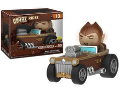 Ad Icons Funko DORBZ Ridez Count Chocula with Ride #13