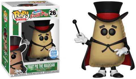 Ad Icons Funko Pop! Fruit Pie the Magician #26