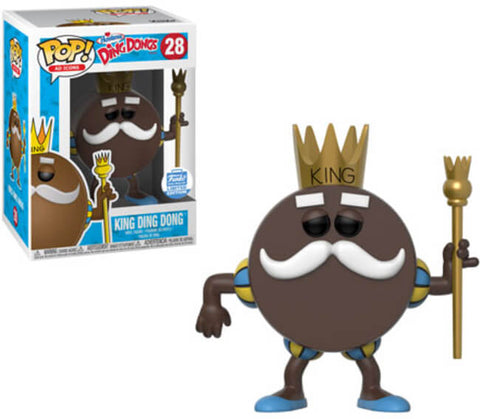 Ad Icons Funko Pop! King Ding Dong #28
