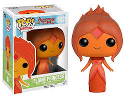 Adventure Time Funko Pop! Flame Princess #302
