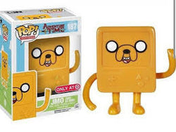 Adventure Time Funko Pop! JMO Jake as BMO