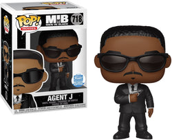 Men in Black Funko Pop! Agent J #718