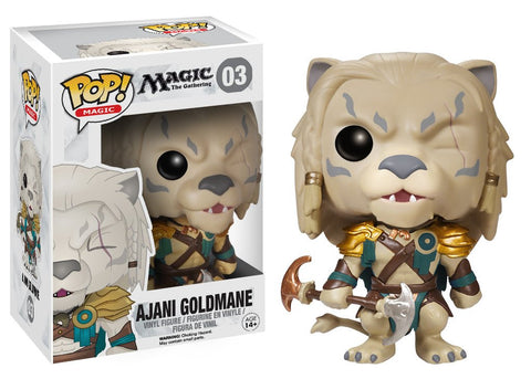 Magic the Gathering Funko Pop! Ajani Goldmane
