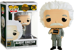 Icons Funko Pop! Albert Einstein #26