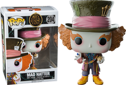 Alice Through the Looking Glass Funko Pop! Mad Hatter #204