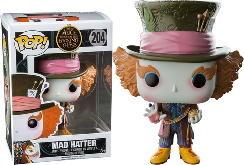 Alice Through the Looking Glass Funko Pop! Mad Hatter