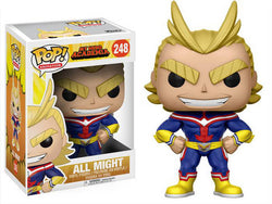 My Hero Academia Funko Pop! All Might #248