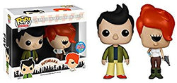 Futurama Funko Pop! Alternate Universe Fry & Leela