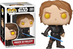 Star Wars Funko Pop! Anakin Skywalker (Dark Side) #281 (Pre-Order)
