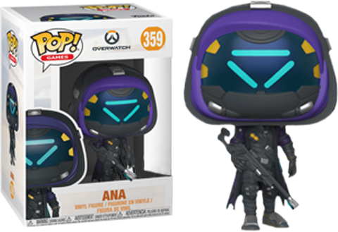 Overwatch Funko Pop! Ana (Shrike) #359