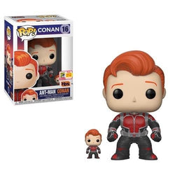 Conan O'Brien Funko Pop! Conan as Ant-Man #16
