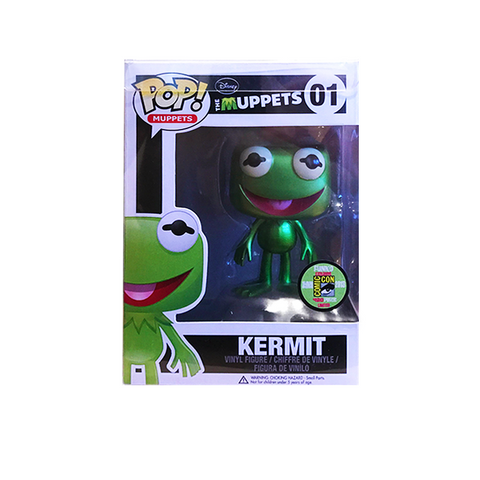 The Muppets Funko Pop! Kermit (Metallic)