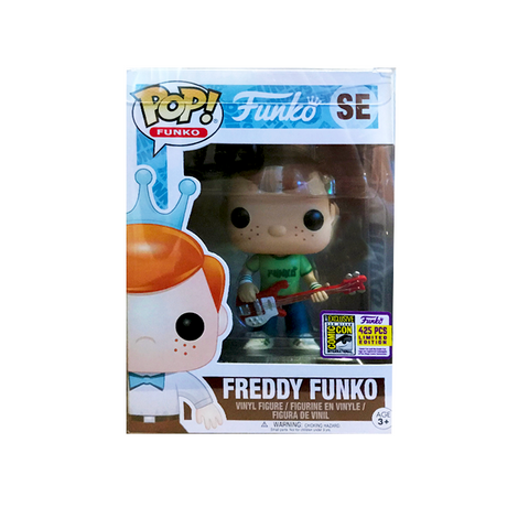 Freddy Funko Pop! Scott Pilgrim #SE