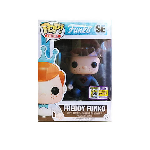 Freddy Funko Pop! Superman (Red Son) #SE