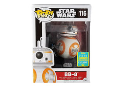 Star Wars Funko Pop! BB-8 (Thumb's Up) (Shared Sticker) #116