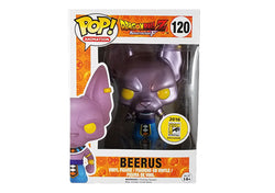 Dragon Ball Z: Resurrection F Funko Pop! Beerus (Metallic)