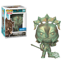 Aquaman Funko Pop! Arthur Curry (Patina) (Pre-Order)