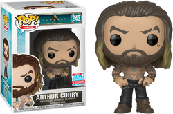 Aquaman Funko Pop! Arthur Curry (Shared Sticker) #243