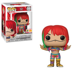 WWE Funko Pop! Asuka (Shared Sticker)
