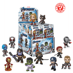Avengers Endgame Funko Mystery Mini Blind Box - 12 Unit Display