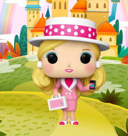 Barbie Funko Pop! Business Barbie (Pre-Order)