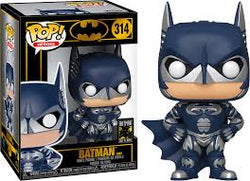 Batman Funko Pop! Batman (1997) (Blue & Silver) #314