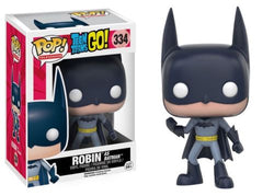 Teen Titans Funko Pop! Robin as Batman #334