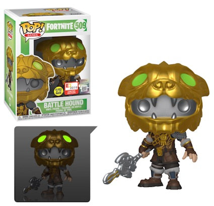 Fortnite Funko Pop! Battle Hound (GITD) #509