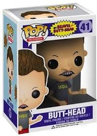 Beavis and Butt-Head Funko Pop! Butt-Head #41