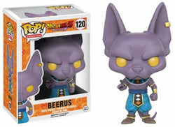 Dragon Ball Z Funko Pop! Beerus #120