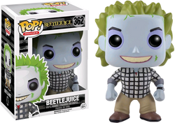 Beetlejuice Funko Pop! Beetlejuice (Plaid Shirt) #362